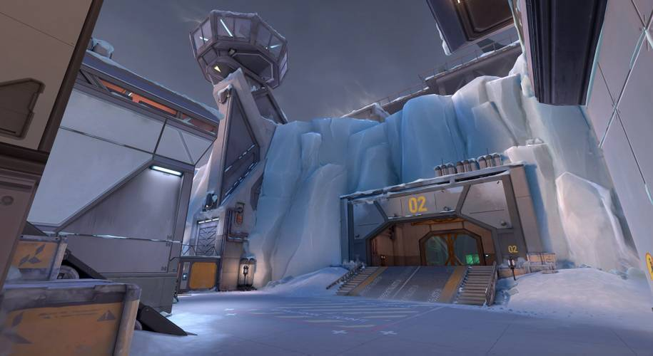 Why is Icebox an Attacker-Favored Map?